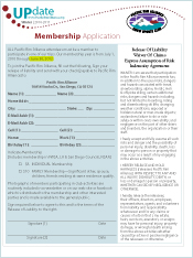 Memberhip Application
